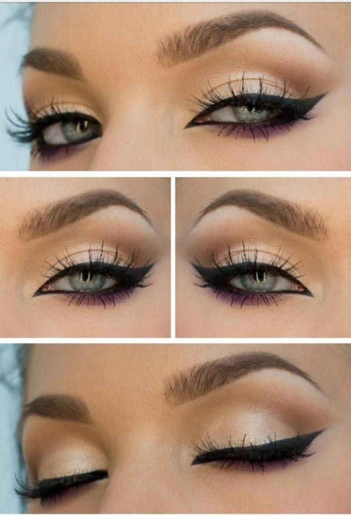 Los ojos sensuales de Megan Fox