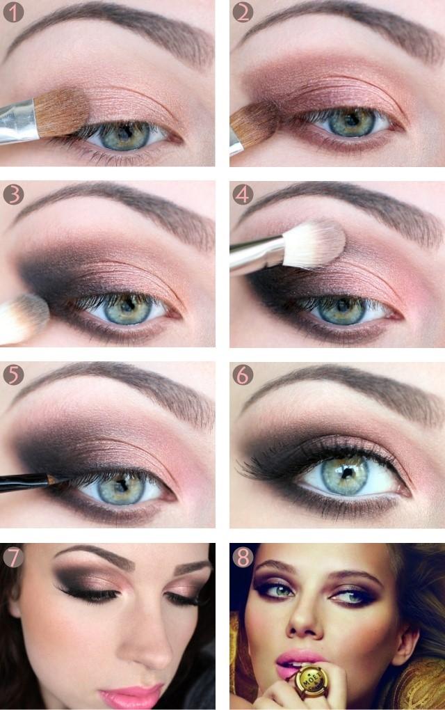 Maquillaje de Scarlett Johansson